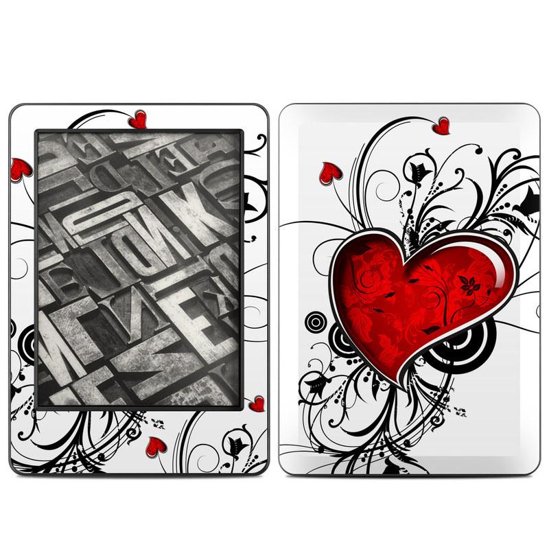 My Heart Amazon Kindle (2014) Skin
