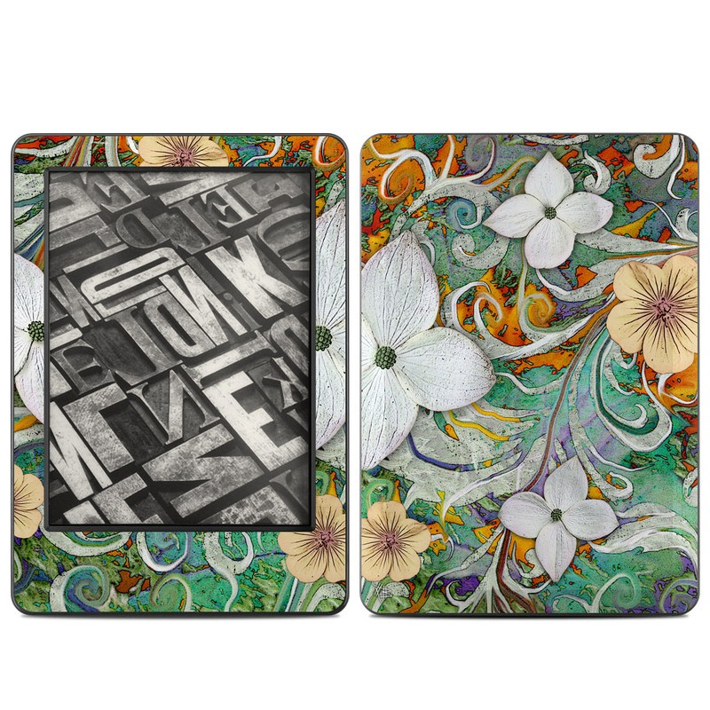 Sangria Flora Amazon Kindle (2014) Skin