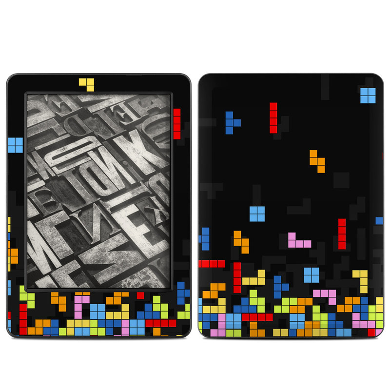 Tetrads Amazon Kindle (2014) Skin