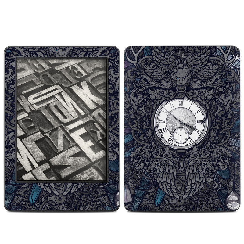 Time Travel Amazon Kindle (2014) Skin