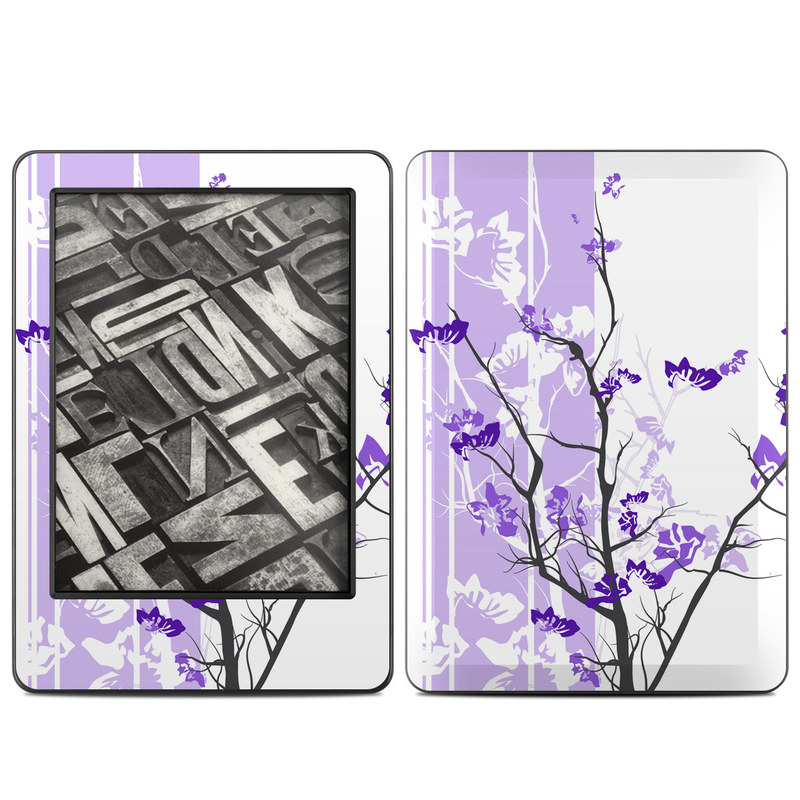 Violet Tranquility Amazon Kindle (2014) Skin