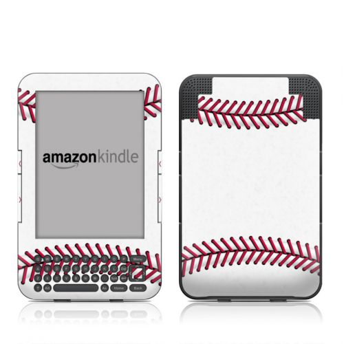 Baseball Amazon Kindle 3 Skin