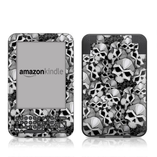 Bones Amazon Kindle 3 Skin