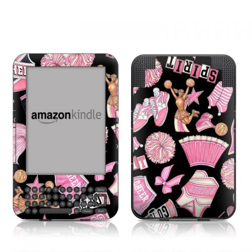 Cheerleader Amazon Kindle 3 Skin