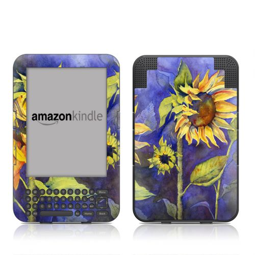 Day Dreaming Amazon Kindle 3 Skin