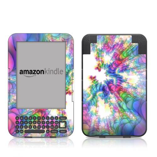 Flashback Amazon Kindle Keyboard Skin