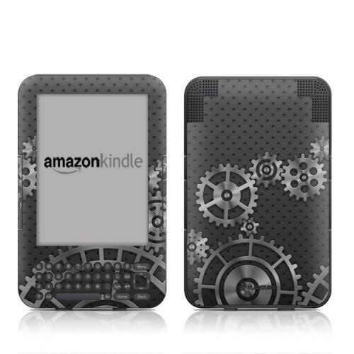 Gear Wheel Amazon Kindle 3 Skin