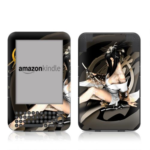 Josei 4 Amazon Kindle 3 Skin