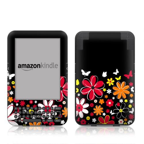 Laurie's Garden Amazon Kindle 3 Skin