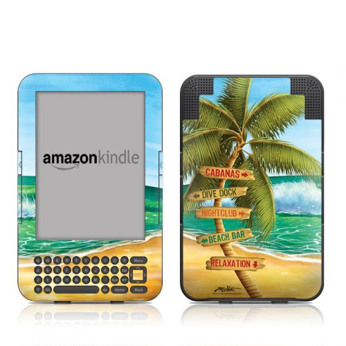 Palm Signs Amazon Kindle 3 Skin