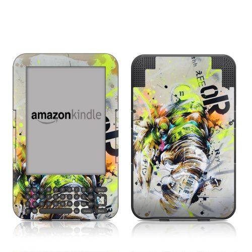 Theory Amazon Kindle 3 Skin