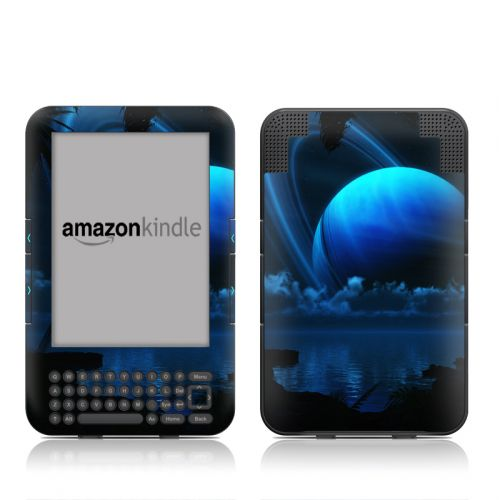 Tropical Moon Amazon Kindle 3 Skin