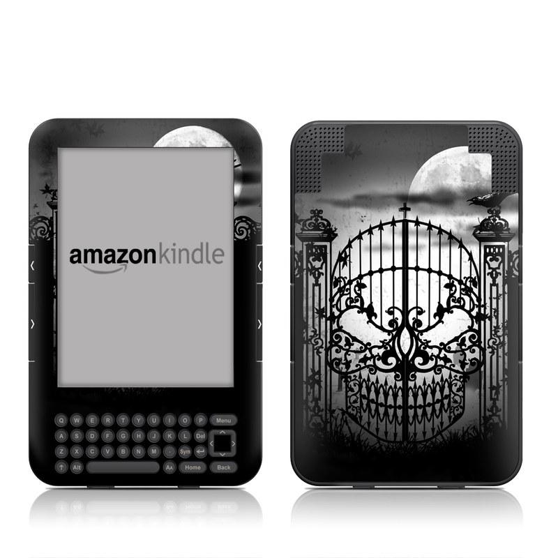 Abandon Hope Amazon Kindle Keyboard Skin