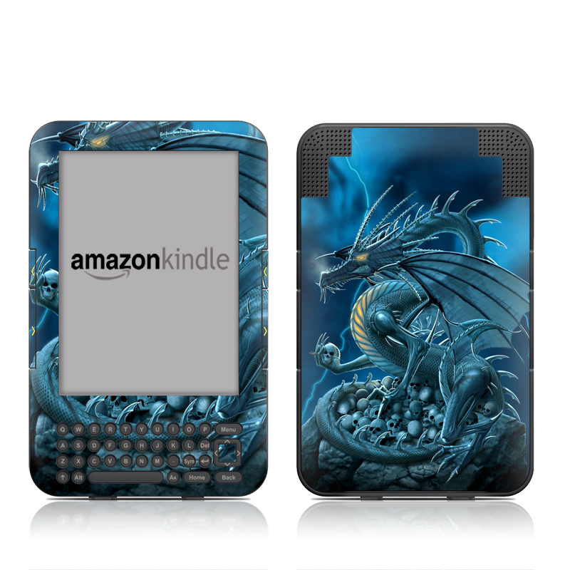 Abolisher Amazon Kindle 3 Skin