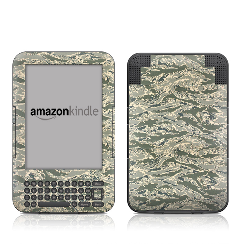 ABU Camo Amazon Kindle Keyboard Skin