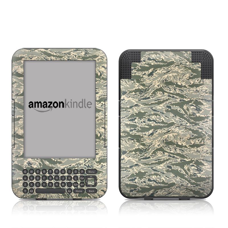 ABU Camo Amazon Kindle 3 Skin