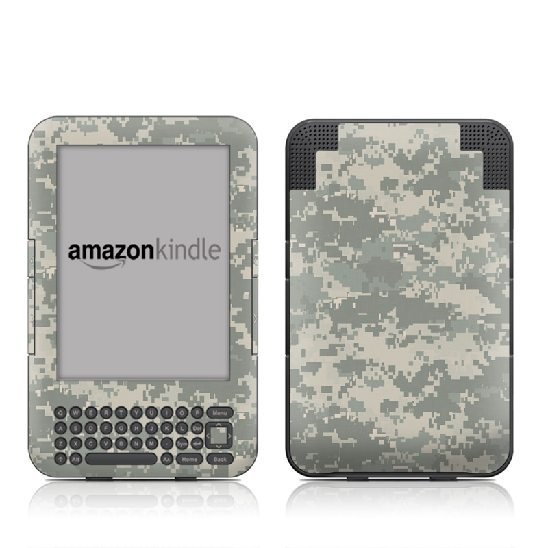 ACU Camo Amazon Kindle 3 Skin