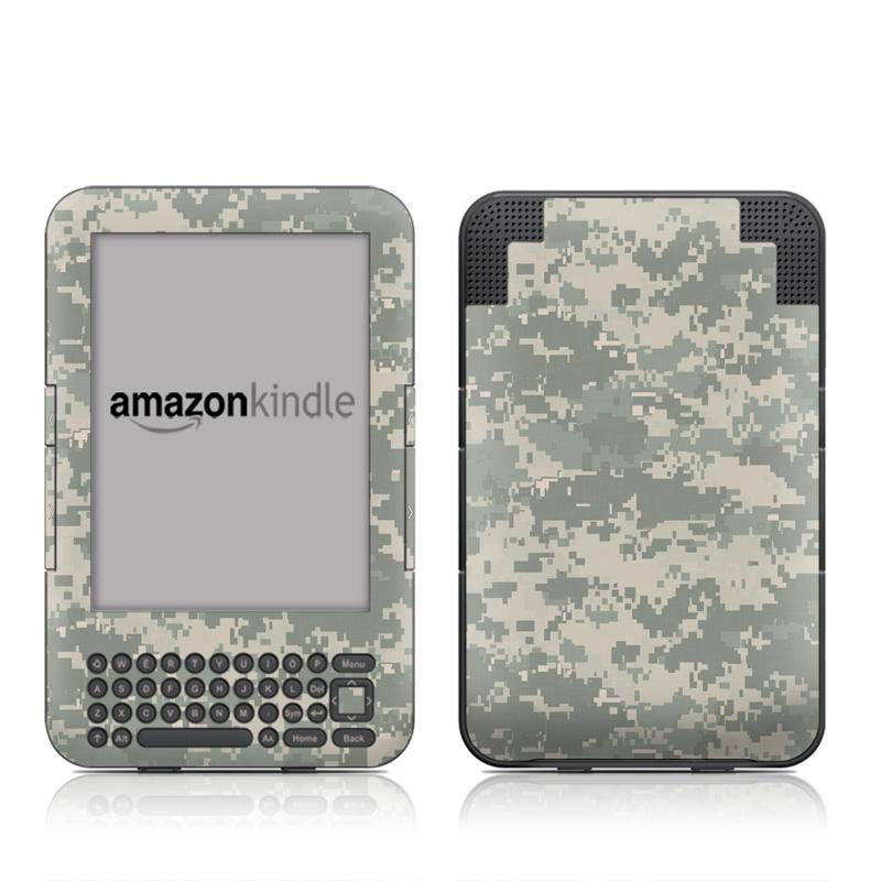 ACU Camo Amazon Kindle Keyboard Skin