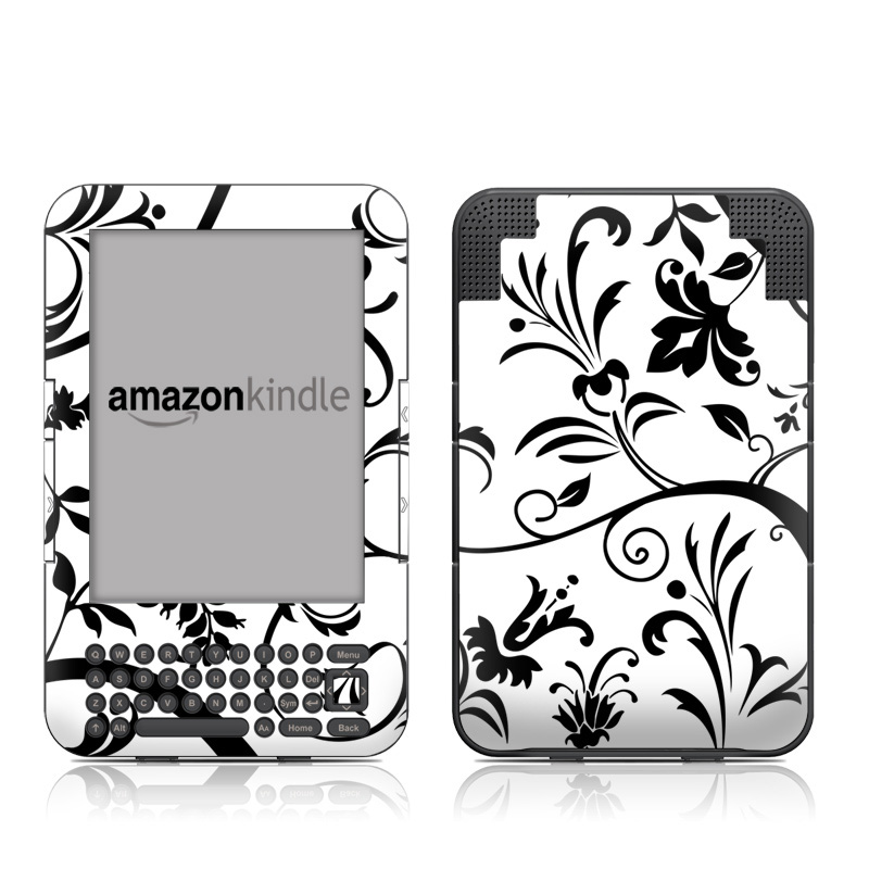 Alive Amazon Kindle Keyboard Skin