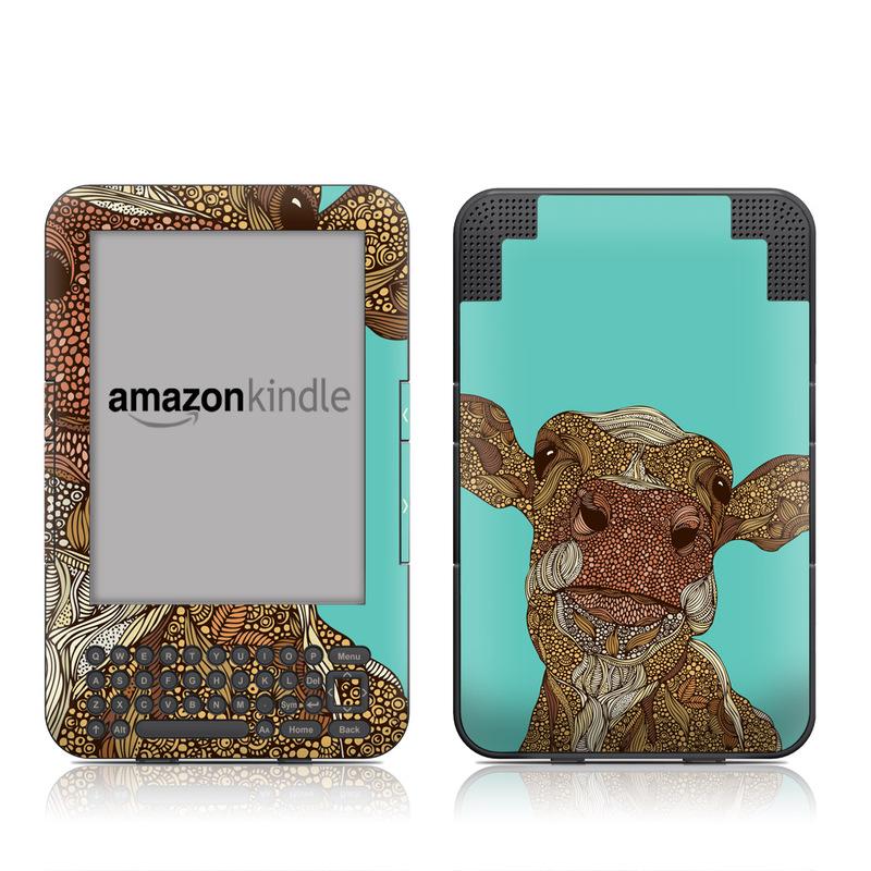 Arabella Amazon Kindle Keyboard Skin