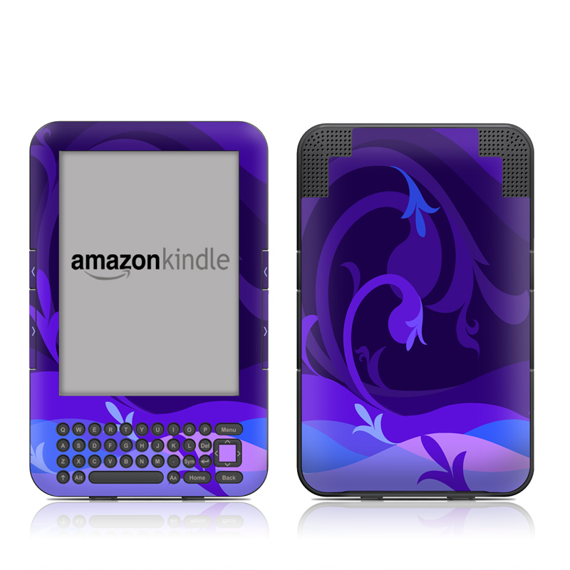 Arabian Night Amazon Kindle 3 Skin