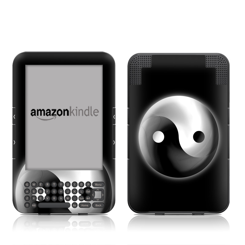 Balance Amazon Kindle 3 Skin