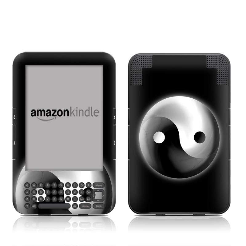 Balance Amazon Kindle Keyboard Skin