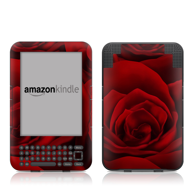 By Any Other Name Amazon Kindle Keyboard Skin