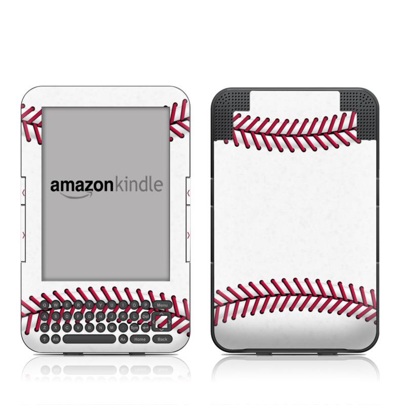 Baseball Amazon Kindle Keyboard Skin