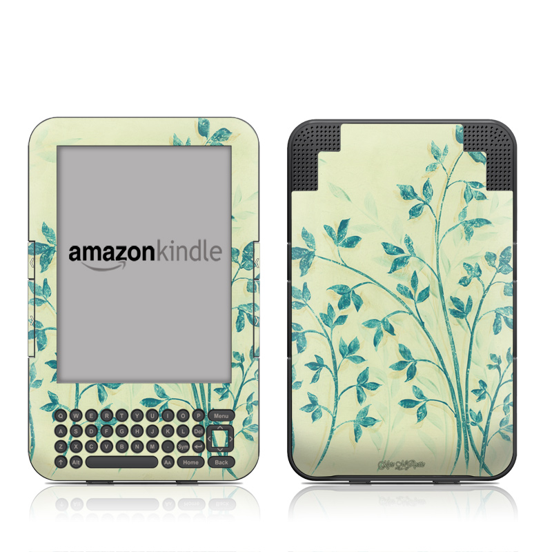 Beauty Branch Amazon Kindle 3 Skin