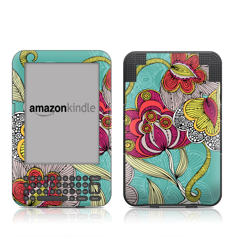 Beatriz Amazon Kindle 3 Skin