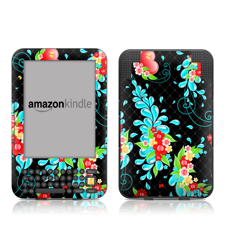 Betty Amazon Kindle Keyboard Skin