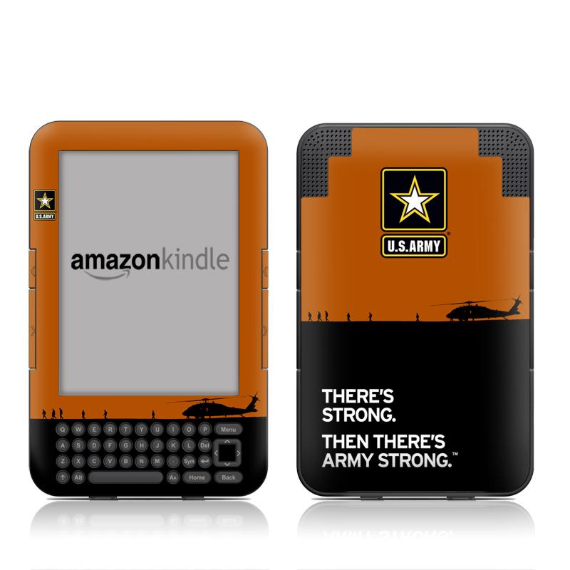 Beat Feet Amazon Kindle 3 Skin