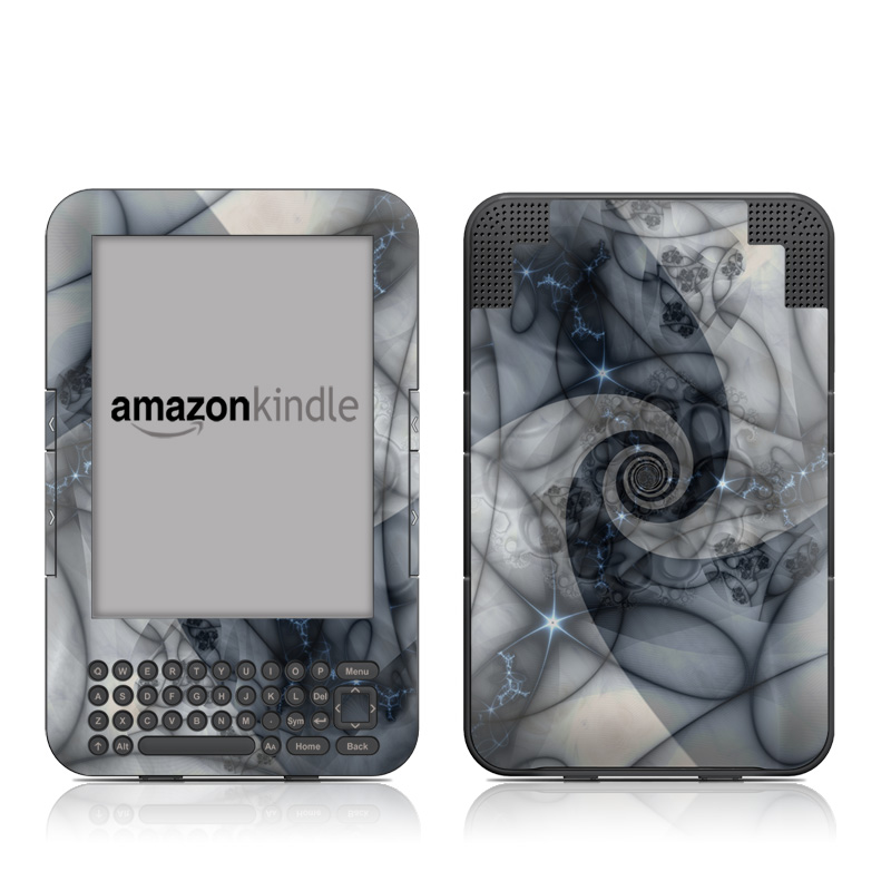 Birth of an Idea Amazon Kindle Keyboard Skin