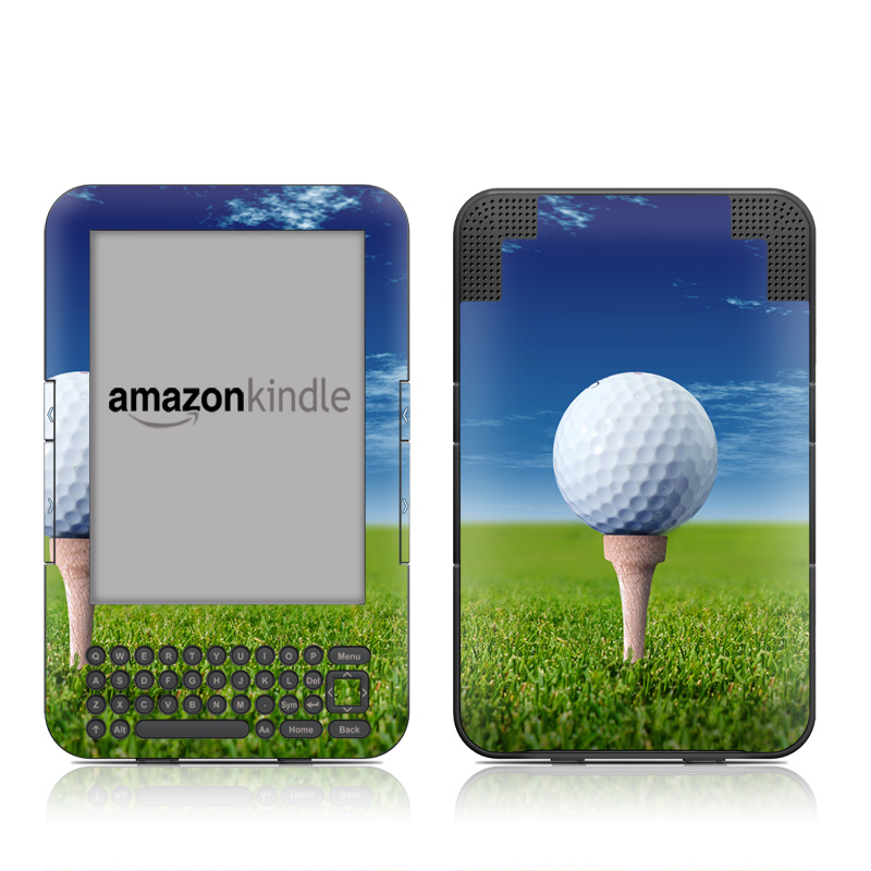 Birdie Amazon Kindle Keyboard Skin