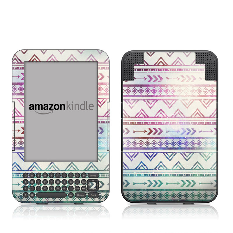 Bohemian Amazon Kindle Keyboard Skin