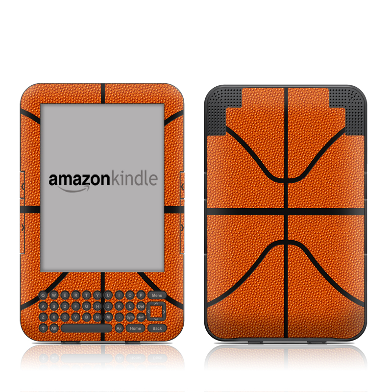 Basketball Amazon Kindle Keyboard Skin