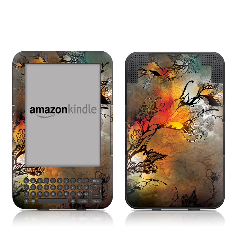 Before The Storm Amazon Kindle 3 Skin