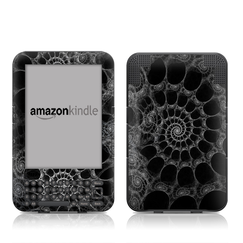 Bicycle Chain Amazon Kindle 3 Skin