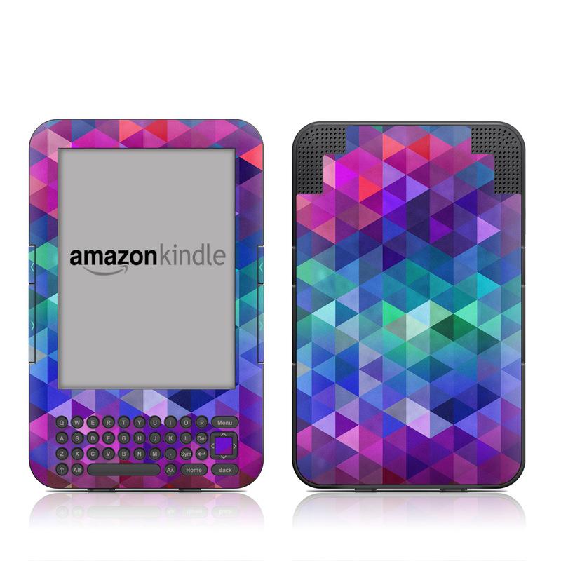Charmed Amazon Kindle Keyboard Skin