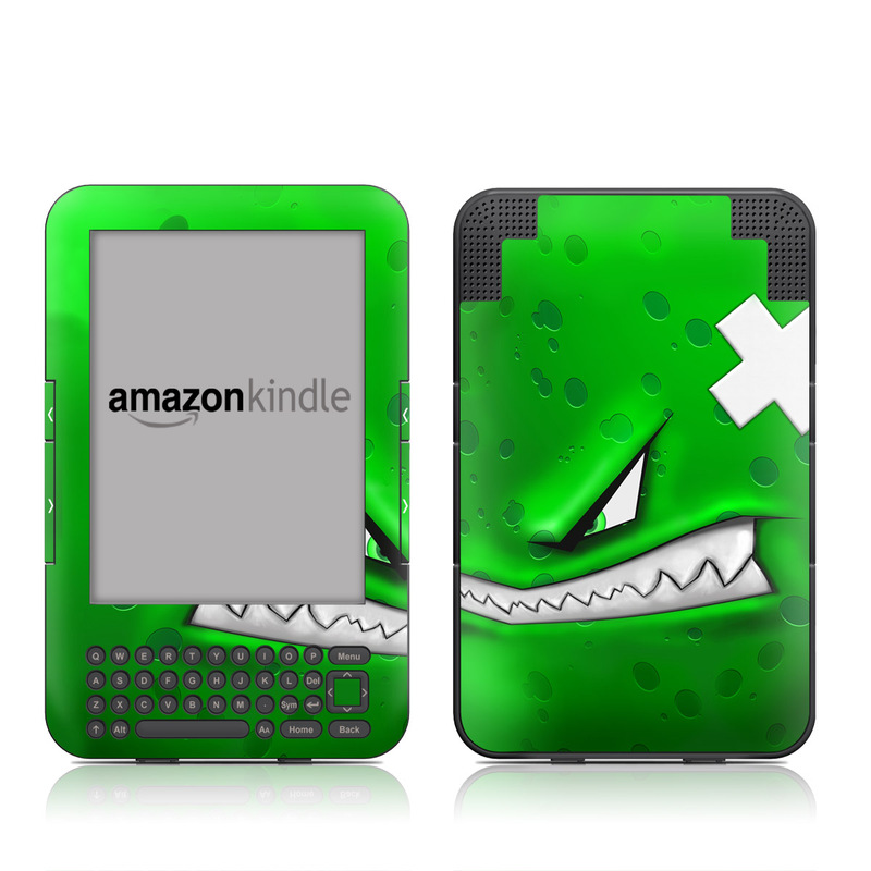 Chunky Amazon Kindle Keyboard Skin