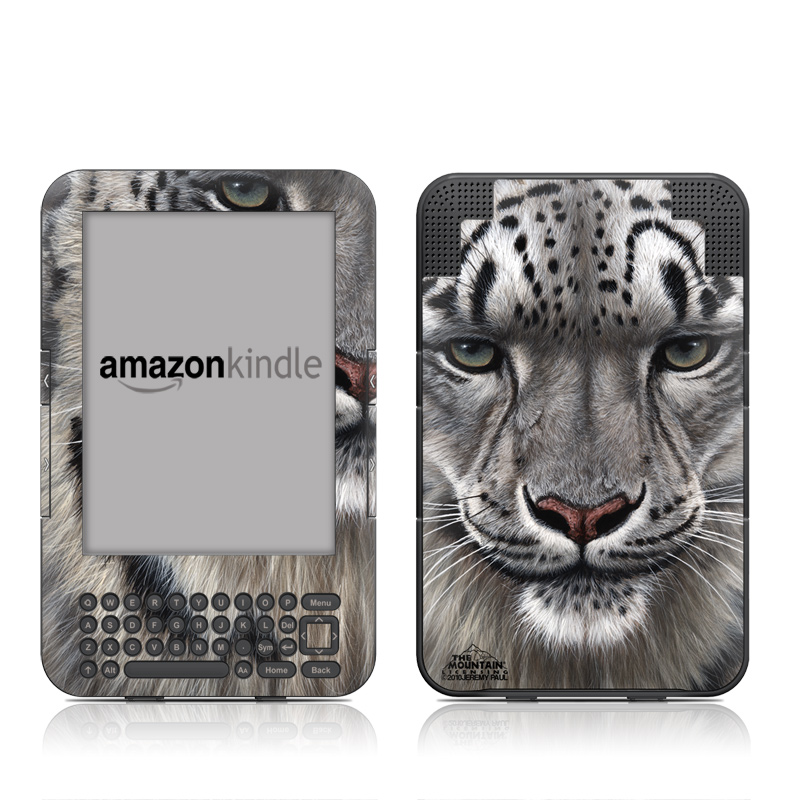 Call of the Wild Amazon Kindle 3 Skin
