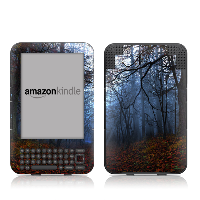 Elegy Amazon Kindle Keyboard Skin