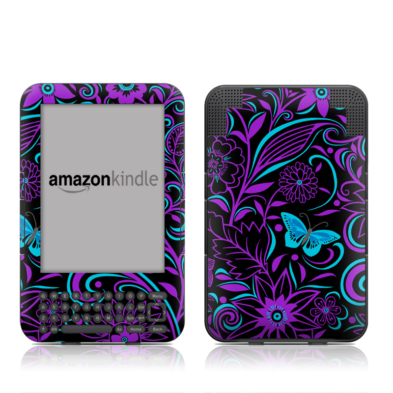 Fascinating Surprise Amazon Kindle 3 Skin