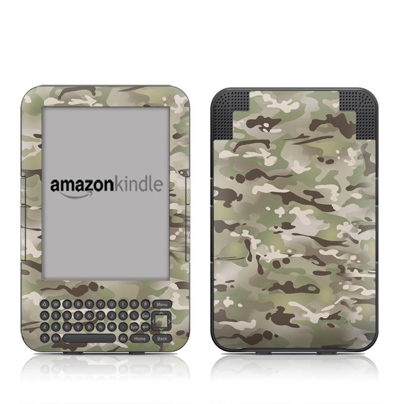 FC Camo Amazon Kindle Keyboard Skin