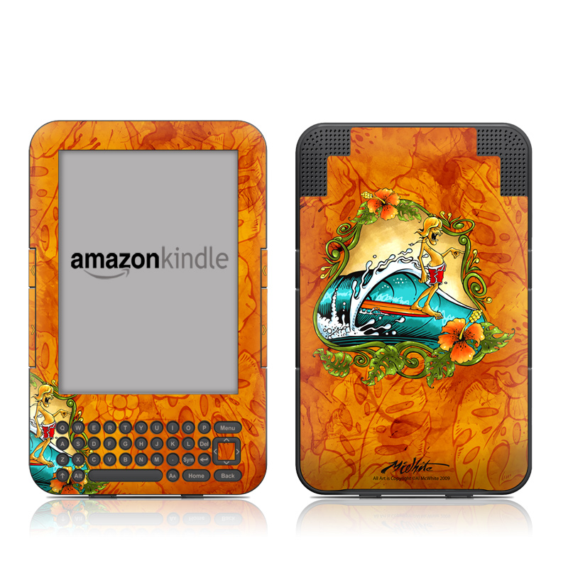 Five Slide Amazon Kindle 3 Skin
