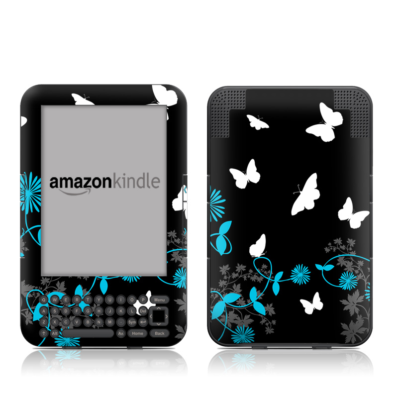 Fly Me Away Amazon Kindle Keyboard Skin