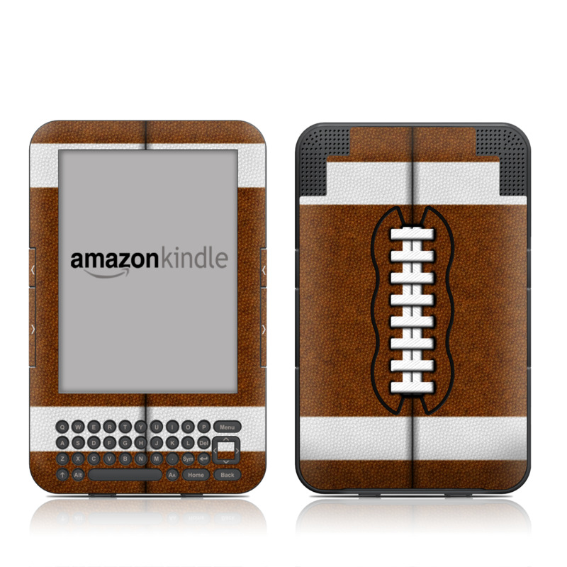 Football Amazon Kindle Keyboard Skin