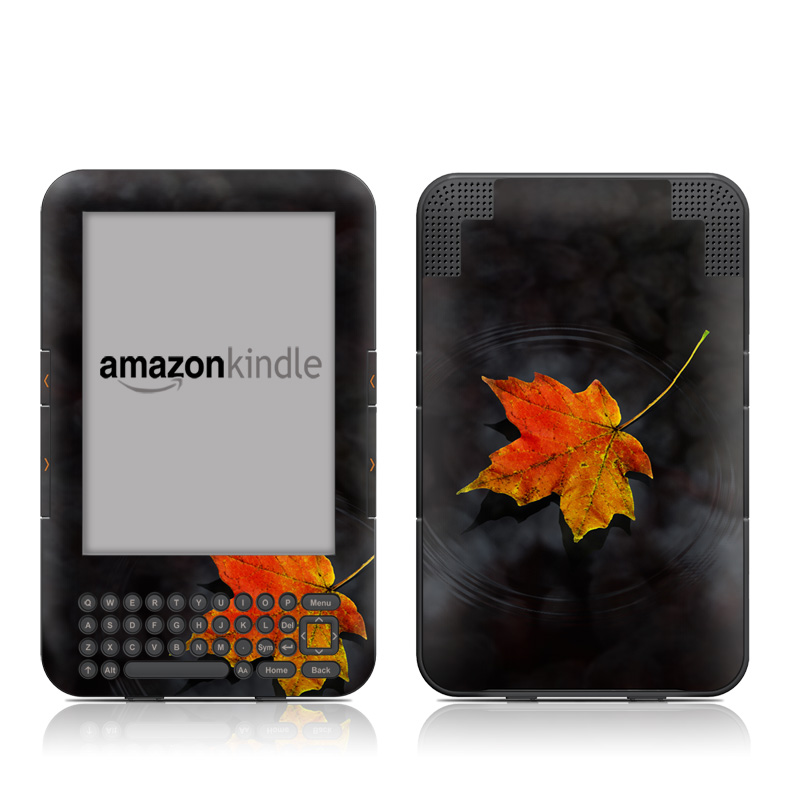 Haiku Amazon Kindle Keyboard Skin