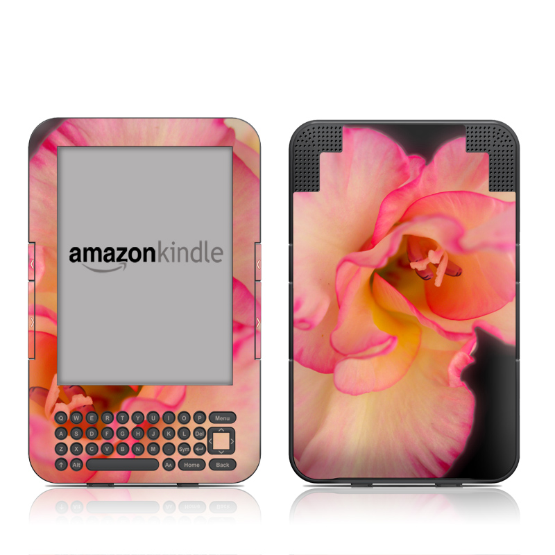 I Am Yours Amazon Kindle Keyboard Skin